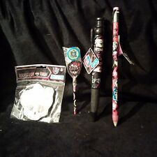 Monster High Stationary Set NEW Vintage Old School Dolls and Style