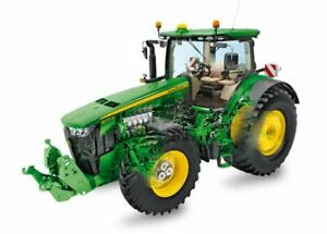 A3-John-Deere-8r-8rt-Tractor-Cut-A-way-Agriculture-Wall-Poster-Brochure-Picture