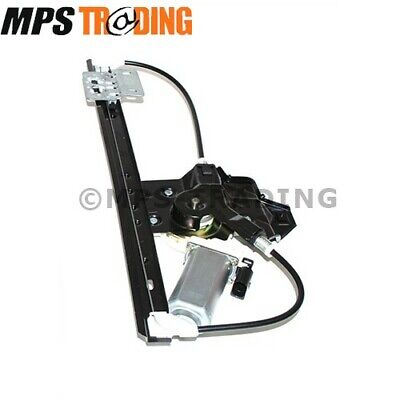 Freelander Rear Left Passenger Side Window Regulator With Motor