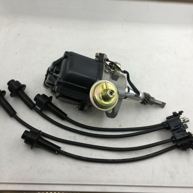 Toyota 4y Electronic Distributor Conversion