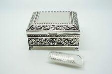 New! Wedding Arras Rectangular Box and coins.Priority mail. Arras con caja