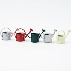 Dollhouse-Watering-Can-Garden-Sprinkle-Flower-Pot-Miniature-Gift-1-12-Decor-SH