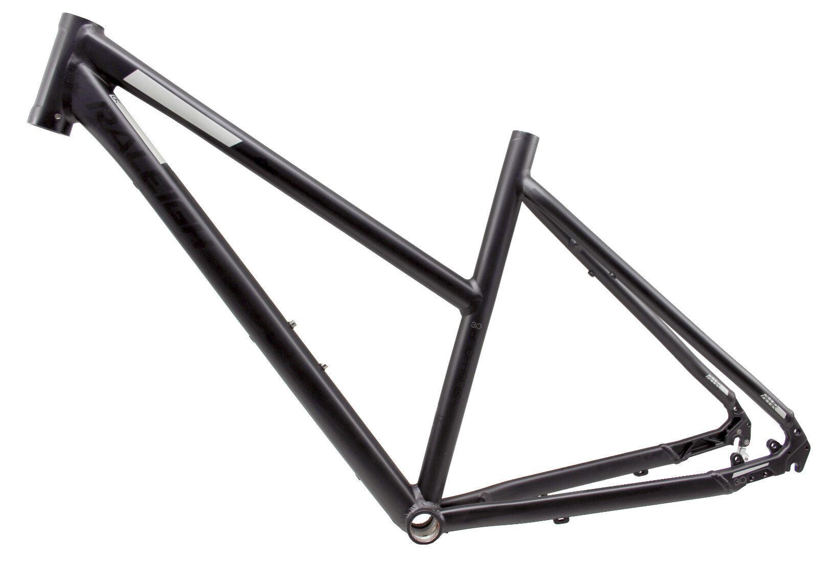 Ladies Aluminium Frame Raleigh Rushhour 3.0, Height L 55 cm ,BSA,Antrazith-Matt