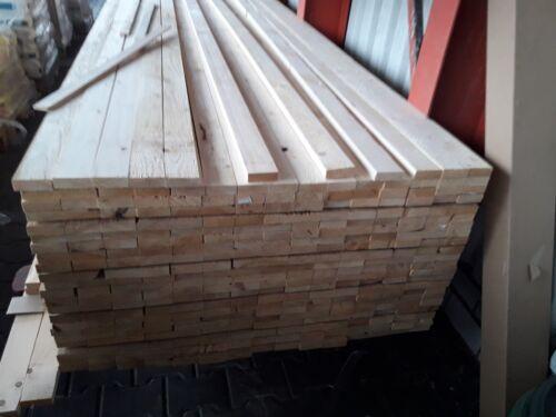 Ausbaulatten aus Fichtenholz 24 mm x 70 mm je m 0,99 €
