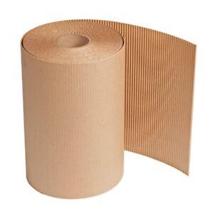 750mm x 10m rotolo di carta cartone ondulato 10 METRI