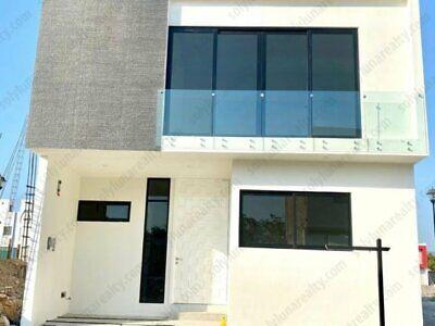 Casa nueva en venta en Seaport de 3 recamaras y terraza