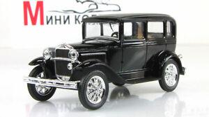 Scale-model-car-1-43-GAZ-6-black-1934