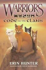 Warriors Field Guide: Code of the Clans No. 3 by Erin Hunter (2009, Hardcover)