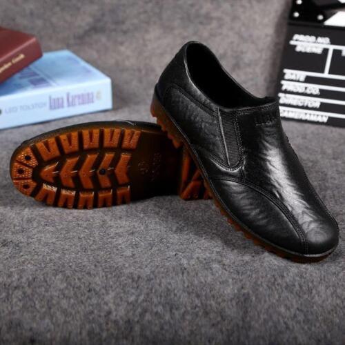 retro mens black rain boots ankle fishing work shoes galoshes waterproof Fashion