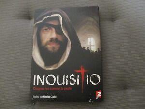 COFFRET-3-DVD-NEUF-034-INQUISITIO-L-039-INTEGRALE-034-Aurelien-WIIK-Anne-BROCHET