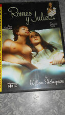 DVD ROMEO Y JULIETA (ROMEO AND JULIET)