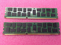 32gb 2x 16gb 500666-b21 Hp Proliant Dl580 G7 Memory 4rx4 Pc3-8500r Ecc Ram