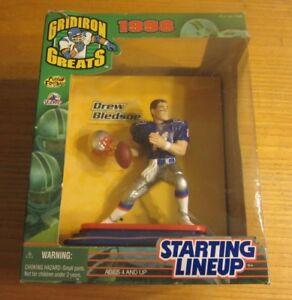 Drew Bledsoe 1998 SLU Gridiron Greats Football Figure NIP New England Patriots