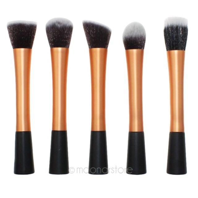 Professional Beauty Kabuki Makeup Cosmetic Face Powder Foundation Blush Brush