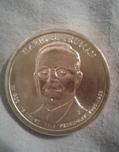2016 D Harry S Truman Presidential Dollar Collectible Coin