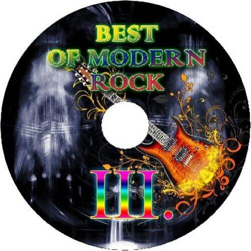 MODERN ROCK 3 BASS /& GUITAR TAB CD TABLATURE BEST OF GREATEST HITS MUSIC POP