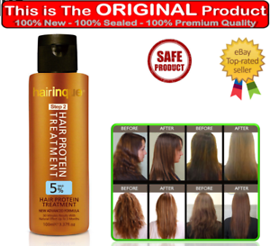 Brazilian Keratin Treatment Hair Therapy Shampoo Straightening 5 Formaldehyde Ebay