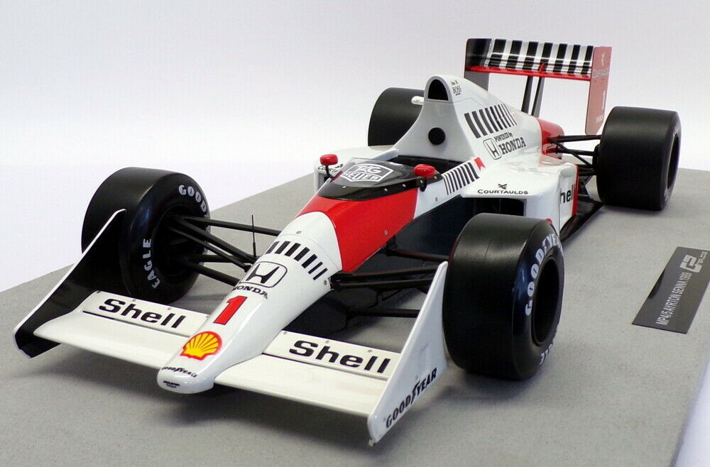 GP replicas 1 12 scale gp12-04a - f1 -  1 mclaren mp4 5 ayrton senna 1989