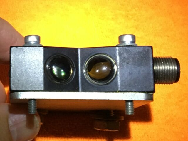 Leuze RK 756 Energentic Light Scanner 0412a453105 for sale online | eBay
