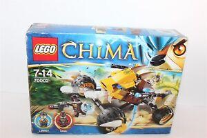 Lego Legends Of Chima Lennox Lion Attack 70002 Brand New