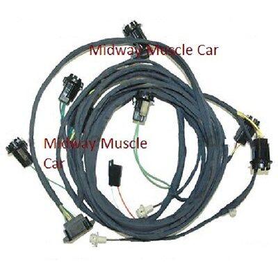pontiac wiring harness ebay rear body tail light    wiring       harness    1969 69    pontiac    lemans  rear body tail light    wiring       harness    1969 69    pontiac    lemans