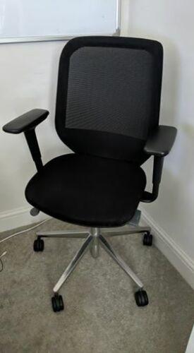 Orangebox Joy Task Chairs Manufactured in the UK.