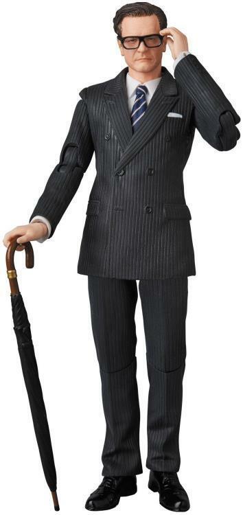 "FEB188468  Kingsman  The Secret Service MAFEX No.073 Harry ""Galahad"" Hart"