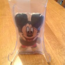 NIP Mickey Mouse  Kellog's Cereal Promo Walt Disney World Mini Stuffed Toy 2008