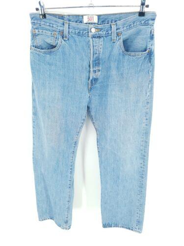 Vintage  Levis 501 XX Jeans Mens 36x30 Distressed… - image 1