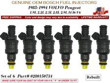 BOSCH 0280150734 VOLVO PEUGEOT 205 1.9 CITROEN BX GTI Fuel injector valve NEW!!