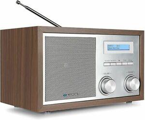 Blaupunkt Rxd180wn Dab Digital Radio Kitchen Radio Bluetooth Aux In Ukw Rxd 180 Ebay