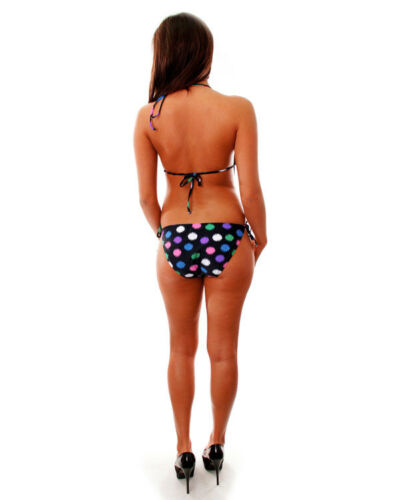 MARINA WEST 10504 Luxury Super Soft Decorative Printed Halterneck Monokini