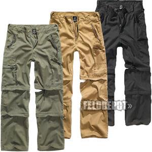 Brandit-Savannah-Herren-Zip-Trekkinghose-3-in-1-Kombination