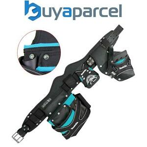 Makita-Special-Edition-Toolbelt-2-Pouch-Holster-Tool-Belt-Set-and-Hammer-Holder