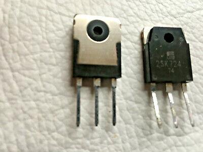 2x transistor paire 2sa1941//2sc5198; 100w 140v 10a; Fenghua