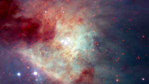 Space Galaxy Stars Canvas Pictures Universe Nebula Colourful Wall Art Poster