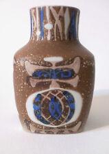"70s Royal Copenhagen Vase "" 720 3361"" Nils Thorsson ""Baca"" Fajance porcelain"