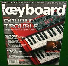 2007 Keyboard Magazine Alesis Fusion, Clavia Nord C1 Organ C-THRU AXIS E-MU 0202