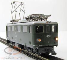 BEMO 1250 128 RhB Elektrolok Ge 4/4 Madrisa grün Ep III Schmalspur H0m/H0e EOVP