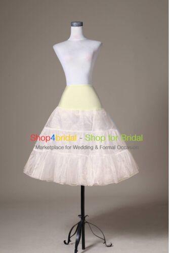 Black//White//Red Swing Prom Silps Crinoline Petticoat Underskirt Vintage TUTU 50s