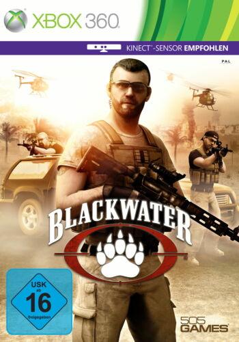 1 von 1 - Blackwater  Xbox 360 Neu OVP Auf Lager Sofort Lieferbar