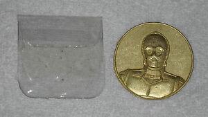Star-Wars-C-3PO-coin-with-soft-plastic-encasement