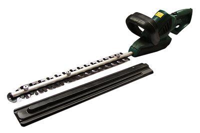 ELEKTRO HECKENSCHERE 680 Watt 55cm SCHWERT verstellbar 24mm Aststärke SCHERE GEB