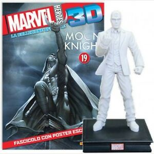 MARVEL HEROES 3D Uscita n° 126 Bishop Collezione ufficiale ACTION FIGURE
