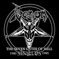 VENOM - The Seven Gates Of Hell: Singles 1980-1985 CD