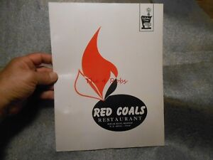Vintage-1970-Holiday-Inn-Red-Coals-Restaurant-Menu-Poplar-Bluff-Missouri