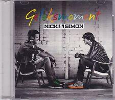 Nick&Simon-Geluksmoment promo cd single