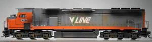 Austrains-HO-V-Line-C507-Diesel-Electric-Locomotive-KF-308