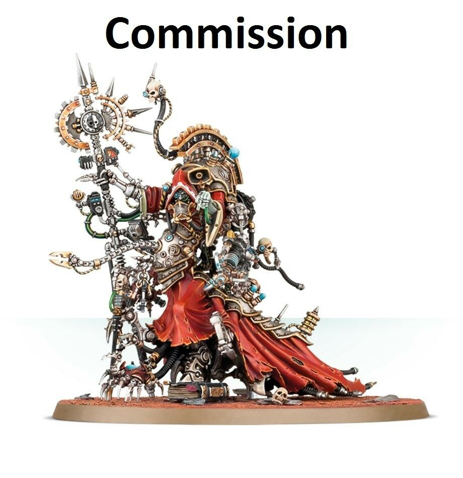 Belisarius Cawl Commission Superbly Painted Warhammer 40K
