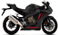 Brand-new-Genuine-Honda-OEM-CBR1000RR-Fireblade-Rear-Wheel-Hugger-Black 縮圖 1